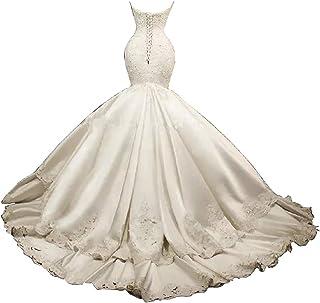 Amazoncom Aries Wedding Dresses Dresses Clothing