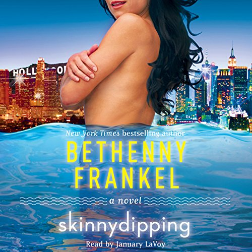 Skinnydipping audiobook cover art
