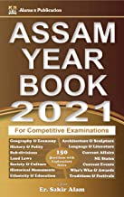 Alama's Assam Year Book 2021 for Competitive Examinations(english)