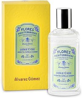 Flores Mediterráneas de Álvarez Gómez - Fragancia Jardín de Te Verde - 80ml