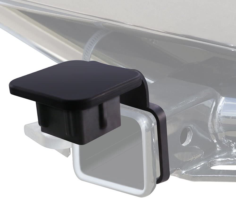 Dorhea Trailer Hitch Tube 2'' At the price of surprise Rubber Plug Cover Import