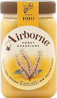 Airborne (New Zealand) Kamahi Honey 500g / 17.85oz