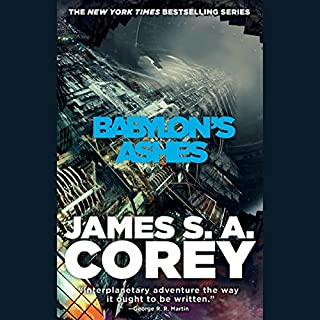 Babylon's Ashes     The Expanse, Book 6              Auteur(s):                                                                                                                                 James S. A. Corey                               Narrateur(s):                                                                                                                                 Jefferson Mays                      Durée: 19 h et 58 min     231 évaluations     Au global 4,6