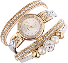 Watches for Women's Beautiful Fashion Bracelet Watch Ladies Watch Round bracelet watch