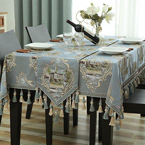 William 337 rechthoekig tafelkleed doek Europese huishouden salontafel retro tafelkleed