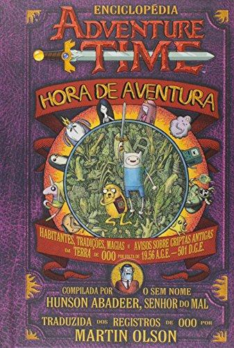 Enciclopédia Hora de Aventura