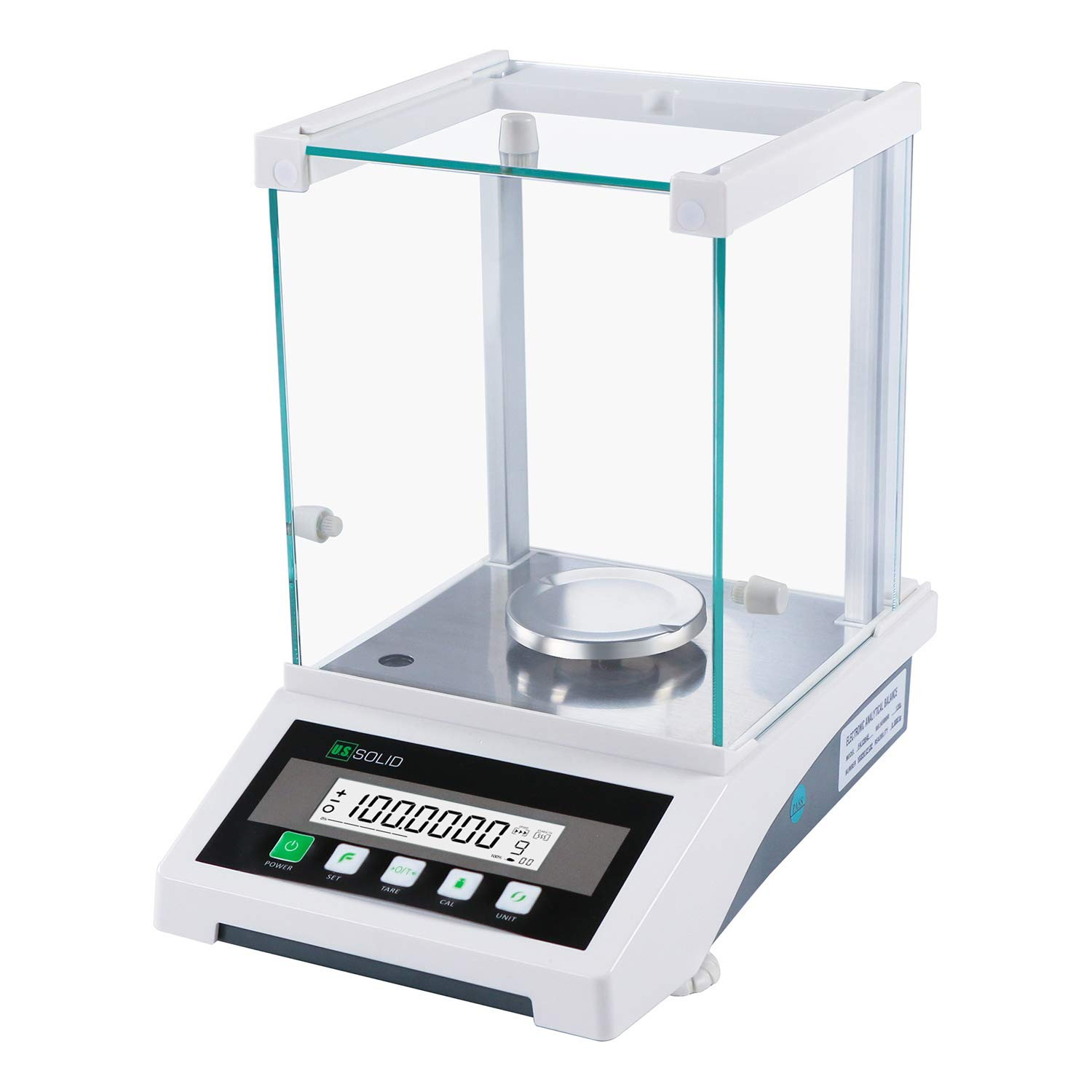 U.S. Solid USS-DBS83 Analytical Al sold out. Sale price Balance Science Lab 0.0001g Ele