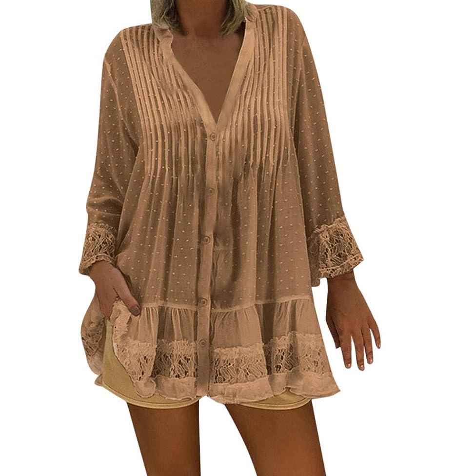 Gyouanime Women Plus Size Tops V Neck Caftan Boho Beach Cover Plus Size Ladies Vintage Hippie Baggy Blouse