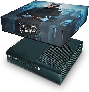 Capa Anti Poeira Xbox 360 Super Slim - Devil May Cry 5