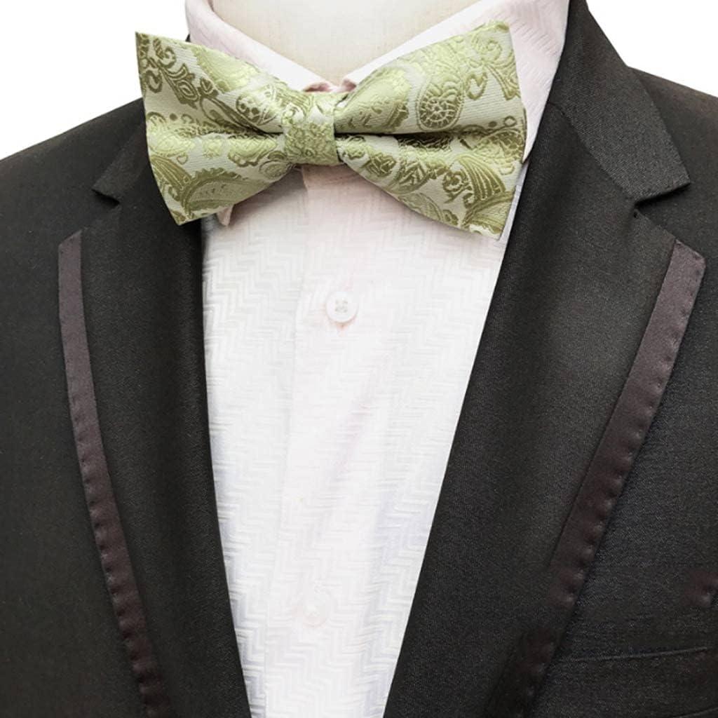 XJJZS Men's Bow Tie Gold Bowtie Free shipping Blu Bowknot sale Wedding Dot Business