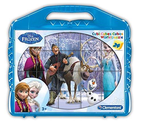 Clementoni - Rompecabezas Frozen (42430.7)
