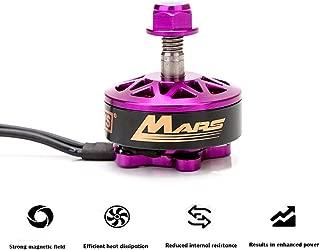 DYS MARS RC Brushless Motor,2750KV 3-6S Brushless Motor for 230 250 280 300 FPV Racing Frame Multirotor Quadcopter in Purple (MARS 2750KV CCW)