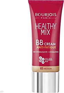 Bourjois Healthy Mix BB Cream Anti-Fatigue, 02 Medium - 30 ml