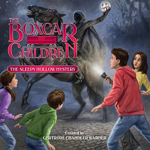 The Sleepy Hollow Mystery audiobook cover art