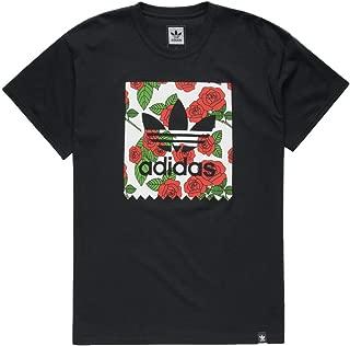Print Rose Blackbird T-Shirt