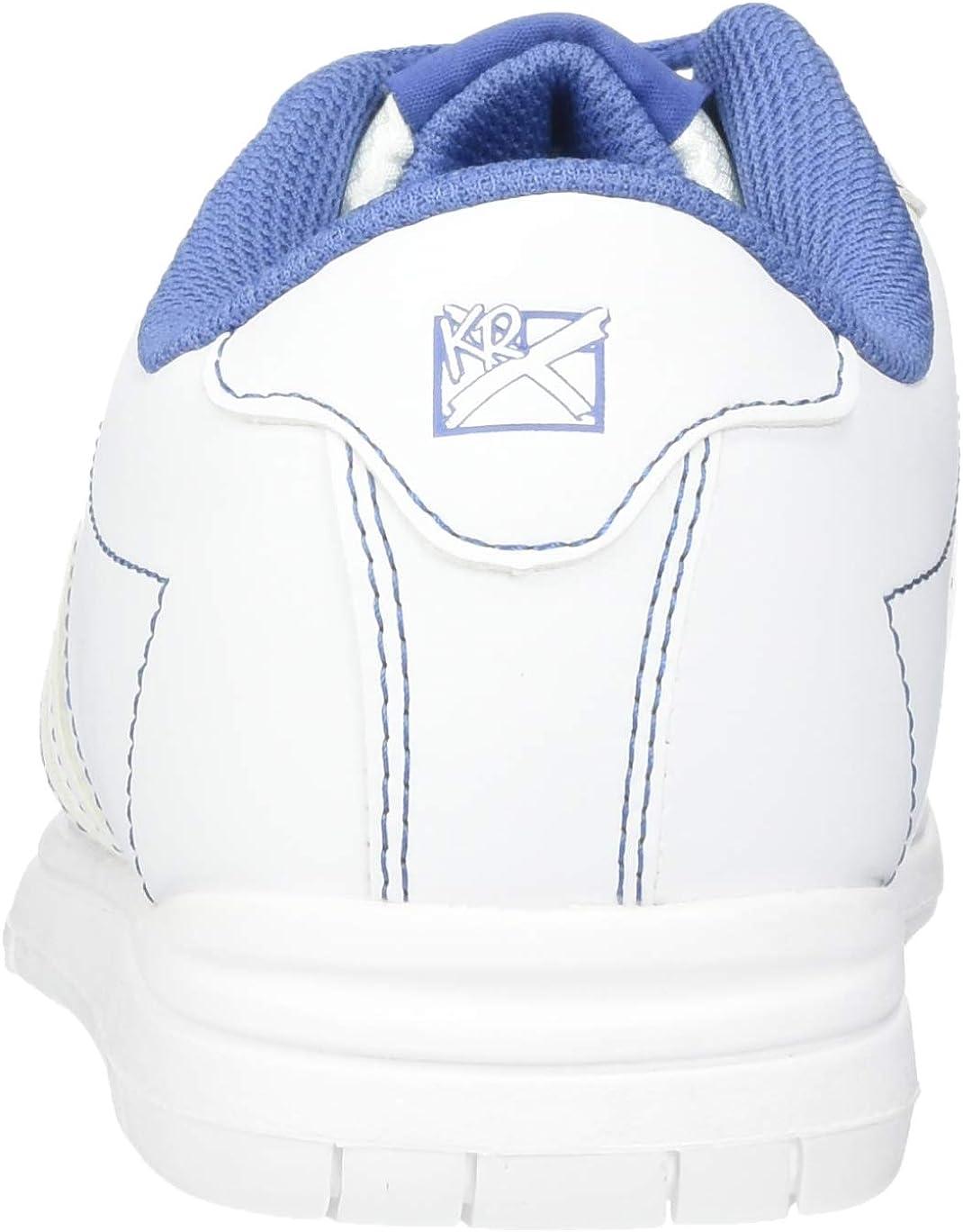 Unisex Strikeforce Womens O.P.P Bowling Shoes White//Periwinkle KR Strikeforce Womens O.p.p Bowling Shoes White//Periwinkle