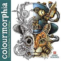 Colourmorphia: Celebrating Kerby Rosanes' Colouring Challenges (Kerby Rosanes Extreme Colouring)