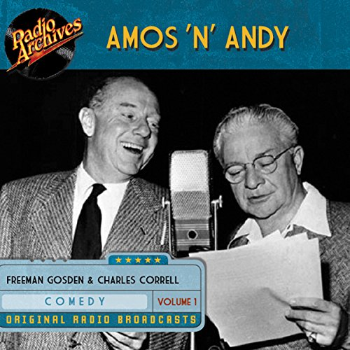 Amos 'n' Andy, Volume 1 cover art