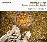 F. X. Richter: Sinfonias, Sonata Oboe