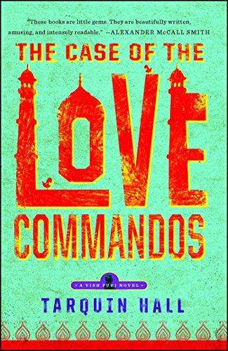 Price comparison product image The Case of the Love Commandos (Vish Puri)