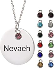 kyle name necklace