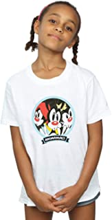 Animaniacs Girls Fisheye Group T-Shirt