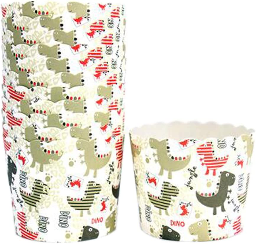 Phoenix Wonder 150PCS Lovely Baking Sacramento Mall Cupcakes Cake Cup Paper Cups Recommendation