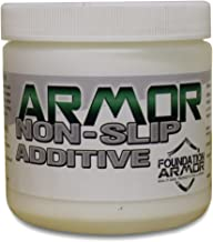 Armor Coarse Non Slip Additive for Slip Resistant Acrylic Sealers, Epoxy Coatings, and Urethane Coatings - for Up to 5 Gallons