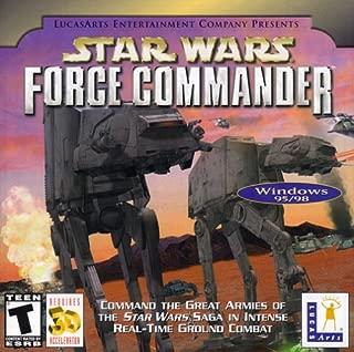 Star Wars: Force Commander  (Jewel Case) - PC