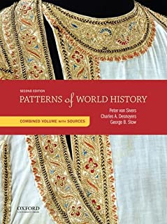 Patterns of World History: Combined Volume with Sources (0199399786) | Amazon price tracker / tracking, Amazon price history charts, Amazon price watches, Amazon price drop alerts