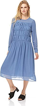 ddfafb38855b GLAMOROUS Women's Blue Dress XS