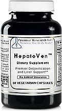 HepatoVen TM, 60 Capsules, Vegan Product - Premier Detoxification and Liver Support