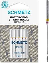 Schmetz 130-705S-75 - Stretch 5 naalden 75-11