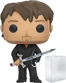 Funko Once Upon a Time: Hook with Excalibur Pop! Vinyl Figure (Includes Compatible Pop Box Protector Case)