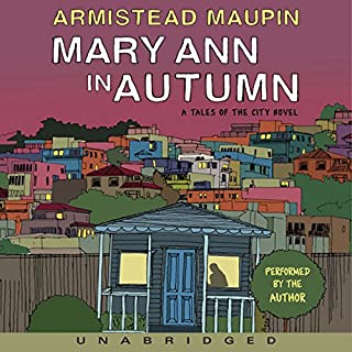 Mary Ann in Autumn audiobook cover art