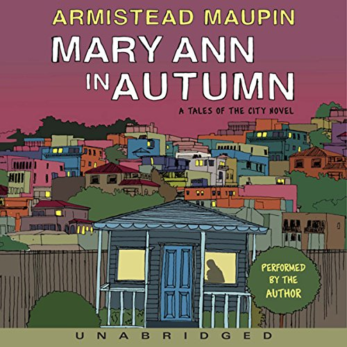 Mary Ann in Autumn cover art