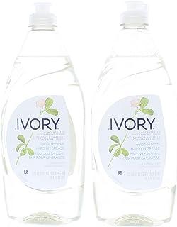 2 Pk. Ivory Classic Scent Dishwashing Liquid Dish Soap 19.4 Fl. Oz (38.8 Fl. Oz Total)