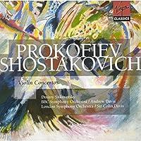 Violin Concerto 1 Op 77 / Violin Concerto 1 Op 19