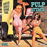 Pulp Attack 2021 - Figura decorativa