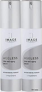 Image Skin Ageless Total Anti Aging Serum 1.7 oz- 2 PACK