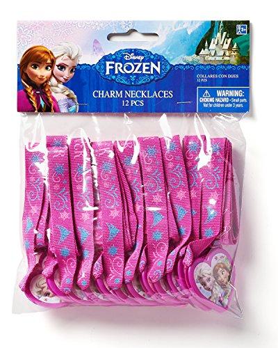 Frozen, Charm Necklace, 12-Count