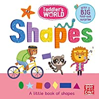 Toddler's World: Shapes: A little board book of shapes with a fold-out surprise