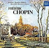 Frédéric Chopin: Piano Music - Nocturnes, Mazurkas, Ballades, Barcarolle, Berceuse & Scherzo
