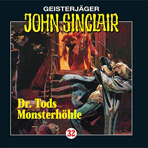 Doktor Tods Monsterhöhle Titelbild