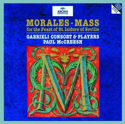 Gabrieli Players, Gabrieli Consort & Paul McCreesh
