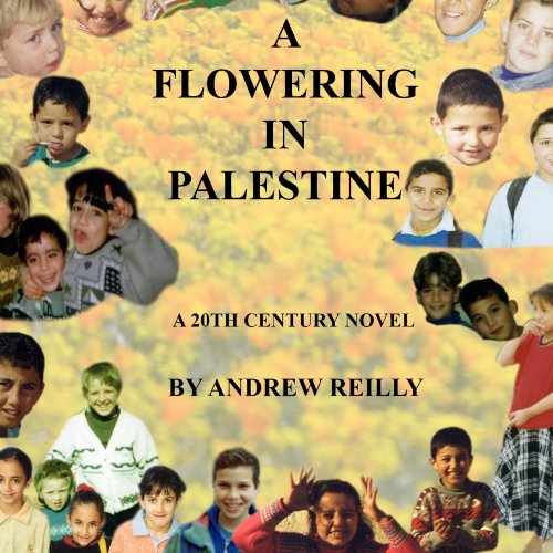 A Flowering in Palestine audiobook cover art