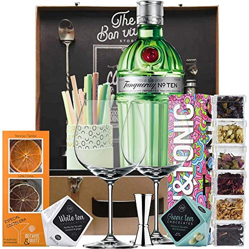 Kit Gin Tonic Tanqueray Ten