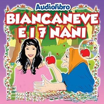 Biancaneve e i 7 nani (Favola raccontata con Libretto e Tavole da disegnare e colorare)