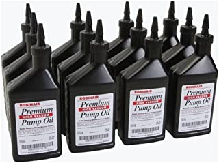 13119 Robinair Vacuum Pump Oil Case of 12/16oz Bottle