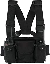 true north dual radio chest harness